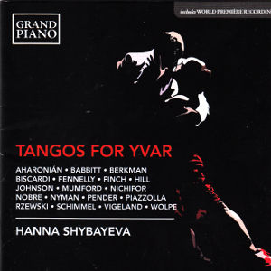 Tangos for Yvar / Grand Piano