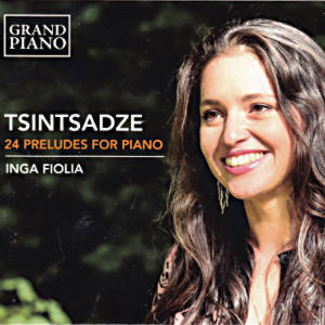 Tsintsadze, 24 Preludes for Piano / Grand Piano