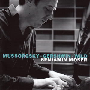 Pictures & Songs, Mussorgsky • Gershwin • Wild • Rachmaninoff / Avi-music
