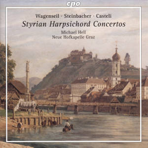 Styrian Harpsichord Concertos, Austrian Harpsichord Concertos from the 18th century / cpo