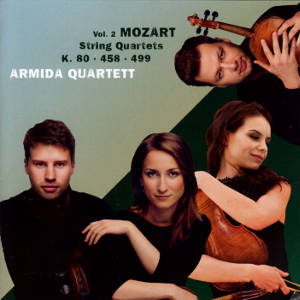 Mozart Strings Quartets Vol. 2