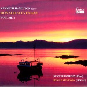 Kenneth Hamilton plays, Ronald Stevenson Volume 2 / Prima Facie