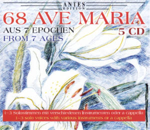 68 Ave Maria, Aus 7 Epochen - From 7 Ages