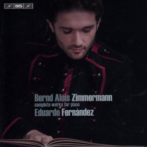 Bernd Alois Zimmermann, complete works for piano