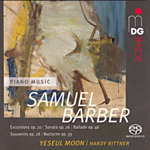 Samuel Barber, Piano Music