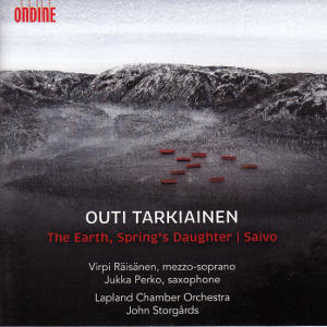 Outi Tarkiainen, The Earth, Spring's Daughter | Salvo