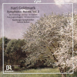 Karl Goldmark, Symphonic Poems Vol. 2