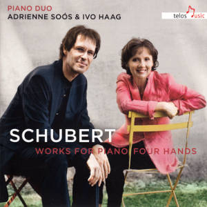 Schubert, Works for Pianos Four Hands