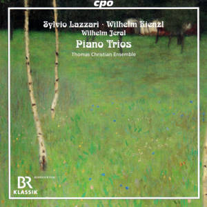 Piano Trios by Lazzari & Kienzl