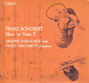 Franz Schubert, Music for Violin II