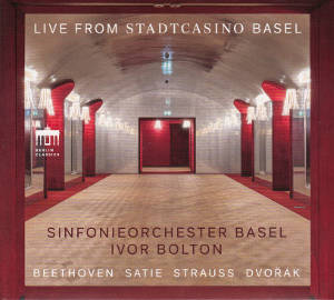 Live from Stadtcasino Basel, Sinfonieorchester Basel • Ivor Bolton
