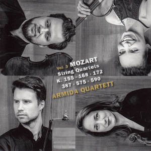 Mozart String Quartets Vol. 3