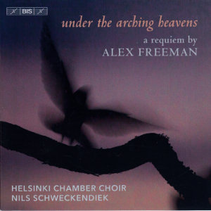 under the arching heavens, a requiem by Alex Freeman