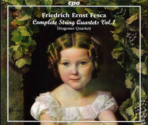 Friedrich Ernst Fesca, String Quartets Vol. 1