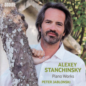Alexey Stanchinsky, Piano Works
