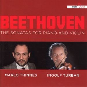 Beethoven, The Sonatas for Piano and Violin