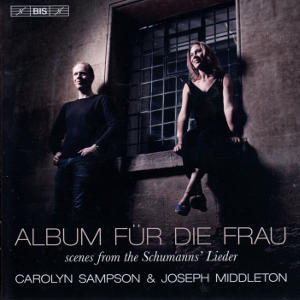 Album für die Frau, Eight Scenes from the Lieder of Robert and Clara Schumann