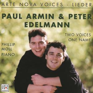 Paul Arnim & Peter Edelmann – Two Voices, One Name / Arte Nova