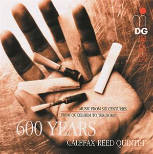 600 Years Calefax 1985-2000 / MD+G
