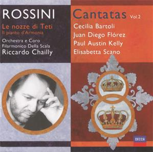 Gioacchino Rossini Kantaten Vol. 2 / Decca