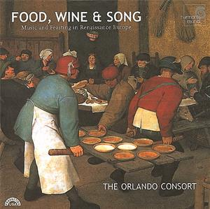 Food, Wine and Song. / harmonia mundi
