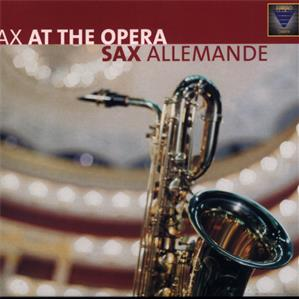 Sax At The Opera / Farao Classics