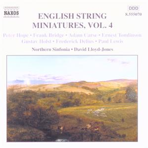 English String Miniatures Vol. 4 / Naxos