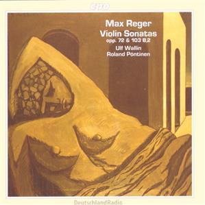 Max Reger, Complete Works for Violin and Piano Vol. 4 / cpo