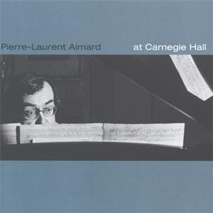 Pierre-Laurent Aimard – at Carnegie Hall / Teldec