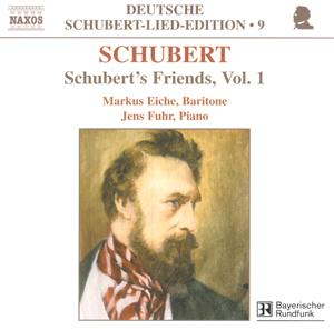 Schubert's Friends, Vol. 1 / Naxos