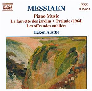 Olivier Messiaen Piano Music Volume 4 / Naxos