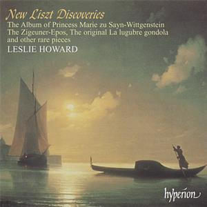 New Liszt Discoveries / Hyperion