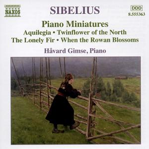 Sibelius – Piano Music Vol. 4 / Naxos