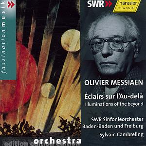 Sylvain Cambreling, Messiaen / SWRmusic