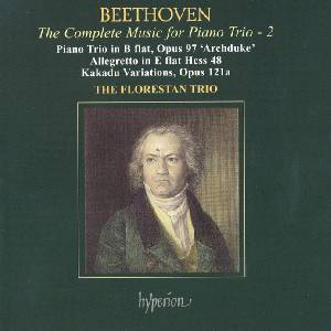 Beethoven - The Complete Music for Piano Trio 2 / Hyperion