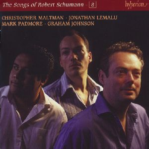 The Songs of Robert Schumann - 8 / Hyperion