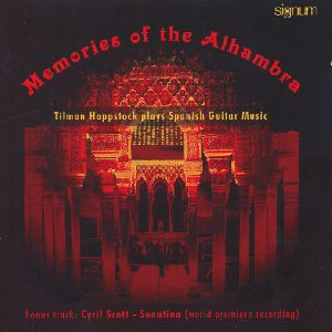 Memories of the Alhambra / signum