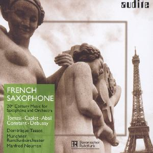 French Saxophone / Audite
