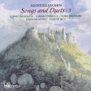 Mendelssohn – Songs and Duets 3 / Hyperion