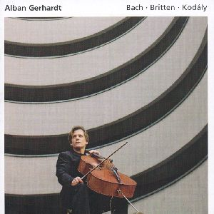 Alban Gerhardt, Bach • Britten • Kodály / OehmsClassics