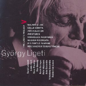 The Ligeti Project V / Teldec