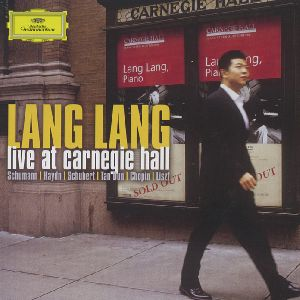 Lang Lang Live at Carnegie Hall / DG