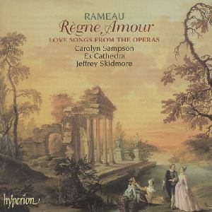 Regne Amour – Love Songs from the Operas / Hyperion
