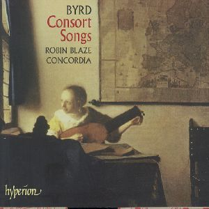 William Byrd, Consort Songs / Hyperion