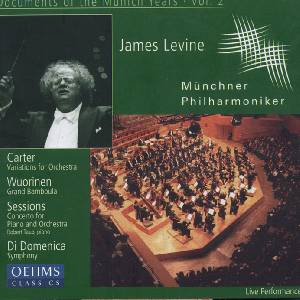 James Levine Documents of the Munich Years Vol. 2 / OehmsClassics