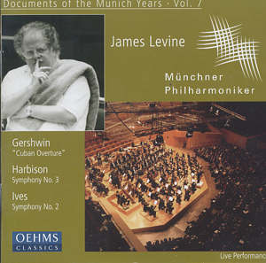 James Levine - Document of the Munich Years (Vol. 7) / OehmsClassics