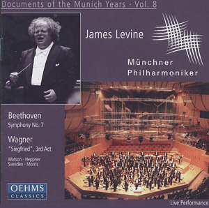 James Levine -Documents of the Munich Years (Vol. 8) / OehmsClassics