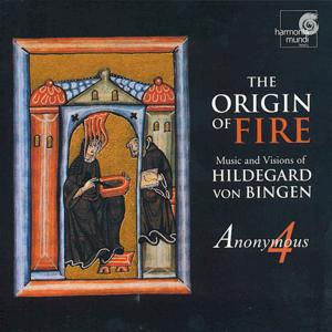 The Origin of Fire Music an Visions of Hildegard von Bingen / harmonia mundi