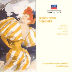 French Opera Overtures / Decca