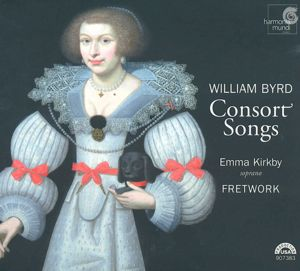 William Byrd Consort Songs / harmonia mundi